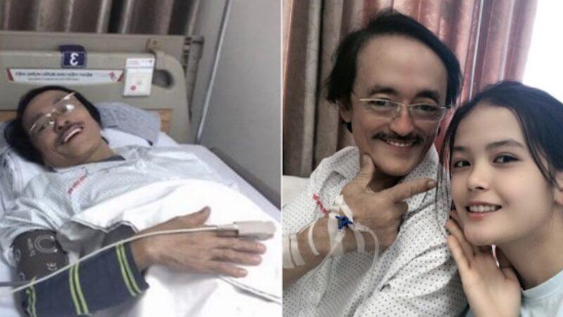 Con gái NS Giang Còi xót xa nhìn bố đau đớn 'chống chọi' ung thư: 'Em thương bố lắm, thương đến thắt lòng'