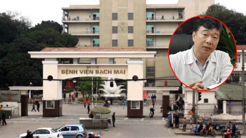 Tiến sĩ vừa nghỉ việc bất ngờ tiết lộ lý do rời Bệnh viện Bạch Mai, không như những gì giám đốc chia sẻ