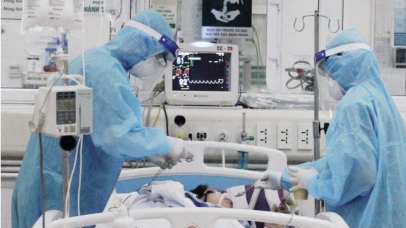 52 bệnh nhân Covid-19 tại BV Bệnh Nhiệt đới Trung ương diễn biến nặng