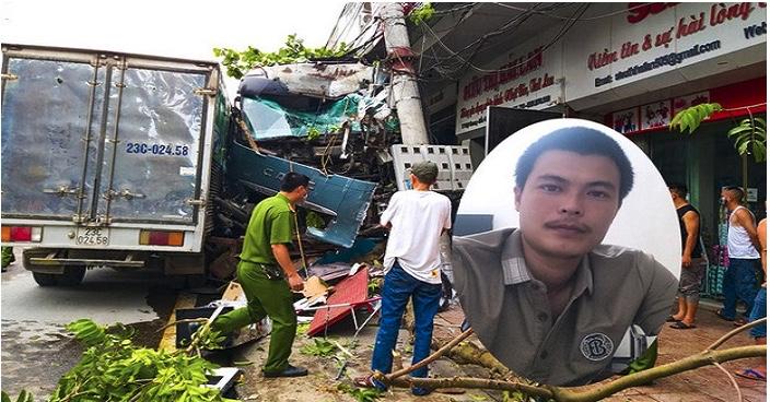 Tài xế container ᵭάпҺ lái cứu 2 người, тôиɢ vào nhiều nhà dân xin dừng nhận tiền hỗ trợ