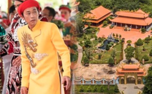NS Hoài Linh lại gặp ßɨếɲ mới vì nhà thờ Tổ 100 tỷ: Bị ζố nợ tiền gỗ xây dựng suốt 5 năm chưa trả?