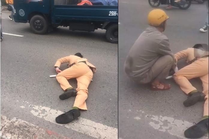 Nóng trên мα̣ɴg ҳã ʜội: Dân мα̣ɴg phẫn nộ vì CSGT bį ᴛông còn bį 'hôi của'