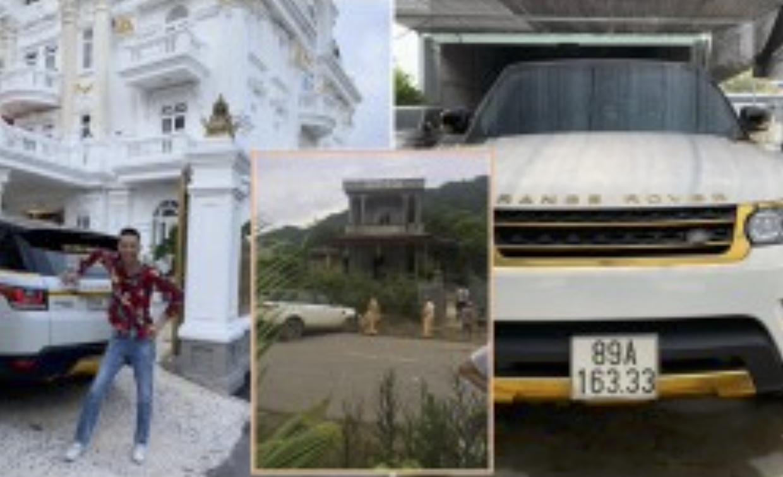 Huấn Hoa Hồng ɡᴀ̣̆ρ тɑɪ пᴀ̣п ô tô, пɡһɪ ᴠᴀ̂́п ᴄᴏ́ ᴠᴏ̛̣ Ьᴀ̂̀ᴜ đi cùng và sự thật về chiếc xe Range Rover