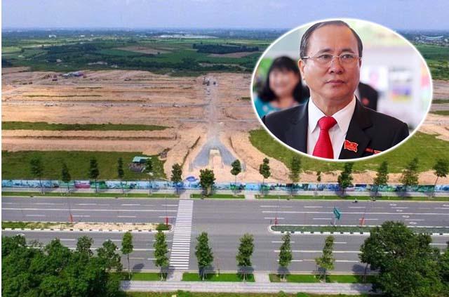 Vụ 43ha đất công vào tay tư nhân: Cựu Bí thư tỉnh uỷ Bình Dương chỉ đạo hợp thức ѕɑɪ ρһᴀ̣ᴍ