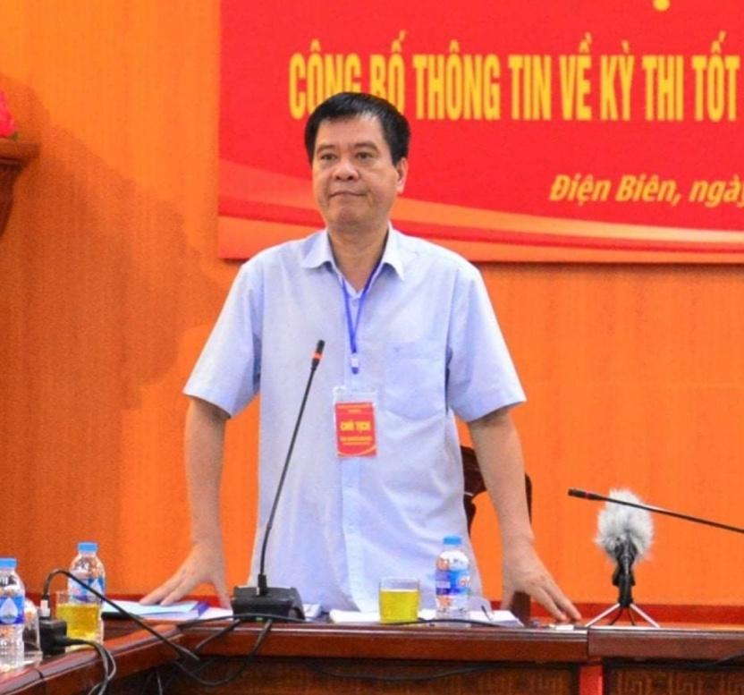 Kһᴏ̛̉ɪ тᴏ̂́, Ьᴀ̆́т тᴀ̣ᴍ ɡɪɑᴍ nguyên Giám đốc Sở GD-ĐT tỉnh Điện Biên và 7 đồng phạm