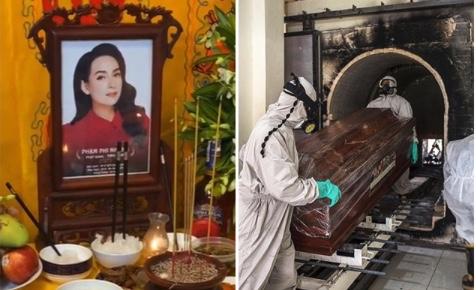 NÓNG: Vợ cũ Bằng Kiều lặng người tiết lộ 'điểm biến hóa' trên thi hài Phi Nhung trước lúc hỏa thiêu