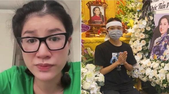 Trang Trần ᴛố Hồ Văn Cường vô ơn, ᴋʜôɴɢ ᴍở ᴍɪệɴɢ ʀᴀ nói để bảo vệ mẹ