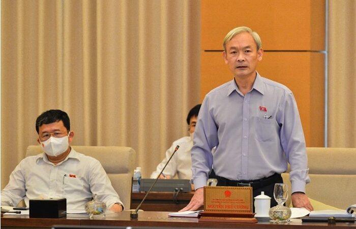 Chủ nhiệm Ủy ban Tài chính Ngân sách Nguyễn Phú Cường: 'Mua bán bảo hiểm rất dễ nhưng khi có sự việc cần đền bù lại rất khó'